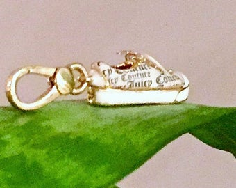 Smells like Couture - Juicy Couture Enamel Sneaker Charm