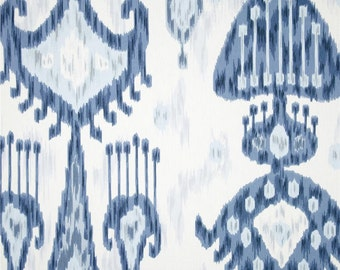 Ikat Shower Curtain | Etsy
