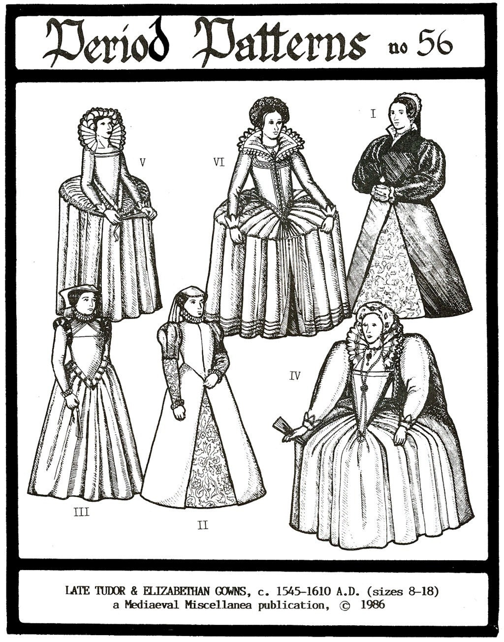 elizabethan clothing The significance of clothing in the elizabethan era was immense, as this was the period when a person's status was recognized by the kind of clothes he wore moreover, layers and elaborate garments were the norm.