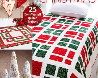 Quilted Christmas Special Issue 2016 - Quilters World