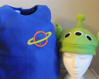 Toddler Alien Costume Toy Story