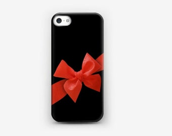 Christmas Bow Phone Case For iPhones and Samsungs