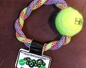 """Mini 1.8"""" ball loop tug"""