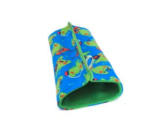 Tube Hammock MADE TO ORDER Small  Rat hammock , small pet hammock
