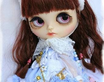 DISC ~ Blythe OOAK Dolls Full Custom ALICE by NVDolls & Espoir Dream