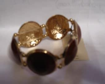 Miriam Haskell  stretch bracelet
