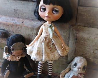 OOAK Blythe Shorty Dress