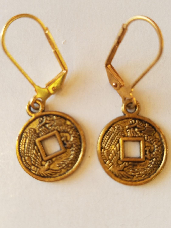 Earrings Asian 105