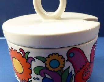 ACAPULCO Villeroy & Boch Lidded Sugar Bowl