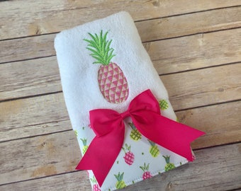 Decorated Towels For Kitchen And Bath By Augustave On Etsy