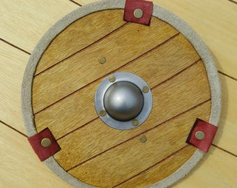 Real Miniature Viking Shield (23cm)