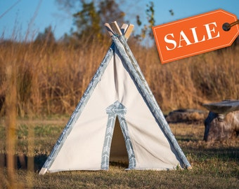 Kid's Teepee Play Tent No. 0305