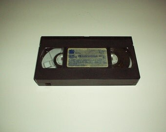 """Vintage 1994 Movie VHS Tape titled """"8 SECONDS"""" - Rare, very Nice"""