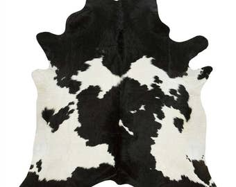 high quality brazilian black and white cowhide rug cow hide wall hanging beautiful