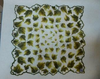Green Leaved Handkerchief