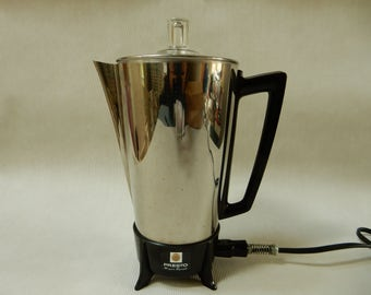 Presto 9 Cup Coffee Percolator