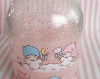 Little Twin Stars Dome Box 1988 Sanrio Vintage