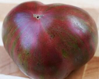 Pink Berkeley Tie Dye Tomato OP,  10+ seeds