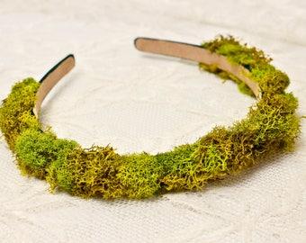Green Moss Glamour