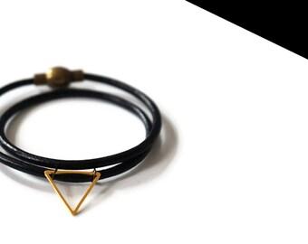 Bracelet double mini gold.