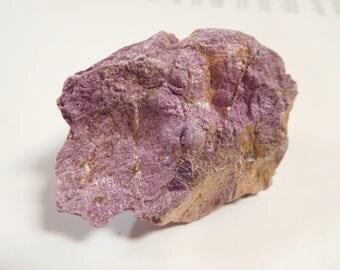 Stichtite, raw stichtite, stichite, lavenderite, wicca, pagan, reiki, altar stone, healing crystal, healing stone, mineral specimen