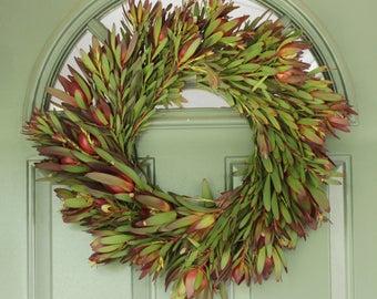 Safari Sunset - Holiday Wreath