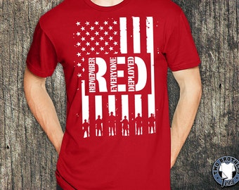 RED:Remember Everyone Deployed