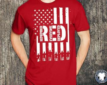 RED:Remember Everyone Deployed