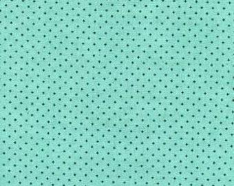 Cotton + Steel Basics -Add It Up- Seaglass