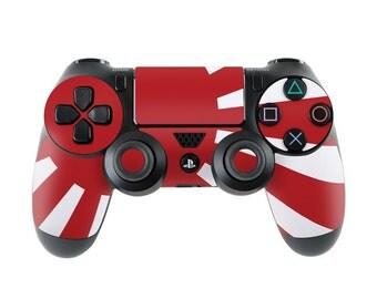 Sony PS4 Controller Skin Kit - Nisshoki - DecalGirl Decal Sticker