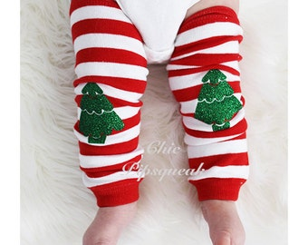 Christmas Leg Warmers, Baby Leggings, First Birthday, Smash Outfit, Newborn Leg Warmers, Girls Leg Warmers, Toddler Leg Warmers,