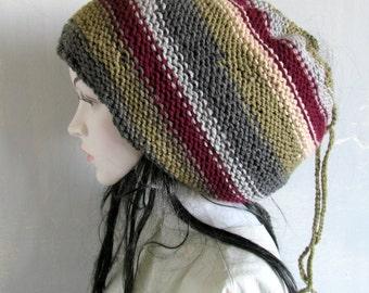 Dreadlock accessories Mens dreadlock tube hat Womens Hat plain hair wrap, dread band tube hat bob marley hat rasta tube