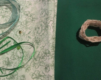 Curtain KITS-with all you need to make curtain by PoppetsDollyBits