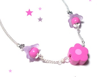 Children's jewellery necklace 925 Silver, kids jewelry necklace for children sterling silver
