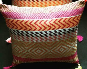 Garni sold square cushion and available
