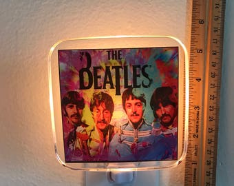 Beatles Night Light