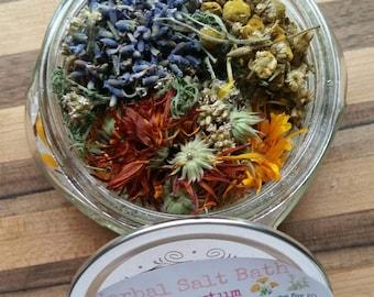Organic Postpartum Herbal Bath
