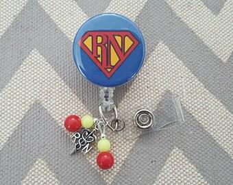 ID Badge Holder RN-Badge