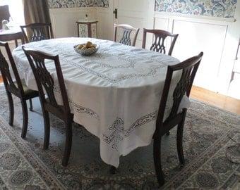 Formal Tablecloth | Etsy