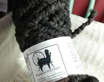 Alpaca rug yarn, cored yarn, 100% alpaca, Mira