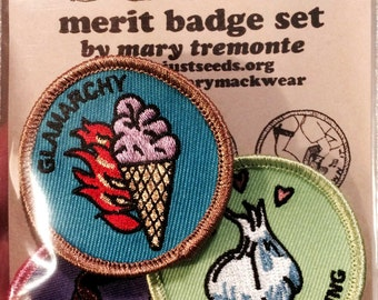 Queer Scout Merit Badge Set