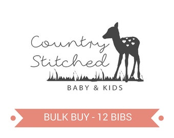 Pick Your Own 12 Bibs