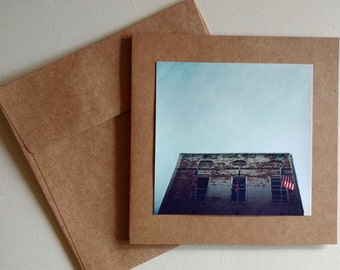 Beale Street, Memphis - Original Photography Greeting Card