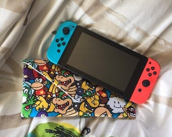 Nintendo Switch Case ~ Super Mario Bros