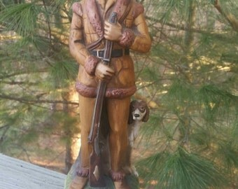 Daniel Boone McCormick Whiskey Decanter Limited Edition Frontiersmen Series