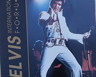 Elvis International F O U R M Fall Issue Magazine 1994 Volume #7 Number #2