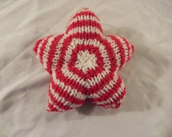 Christmas star ornament