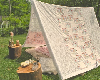 Bohemian Festival Tent