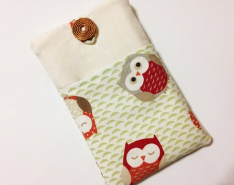 Owls iPhone 7 Plus, iPhone 7 sleeve , iPhone 7 Plus sleeve , iPhone 7 case , iPhone 7 Plus case , iPhone 7 pouch  iPhone , 7  Apple iPhone 7