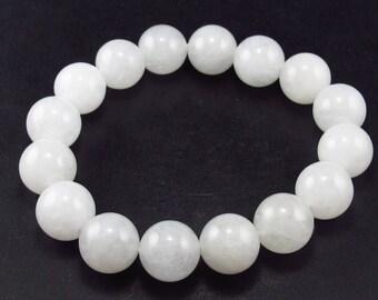 "Genuine Azeztulite Bracelet From North Carolina - 7"""